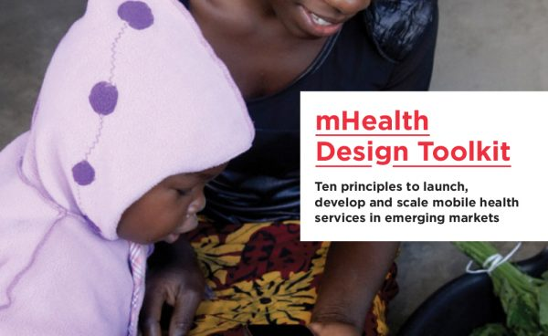 GSMA Mobile Health Design Toolkit