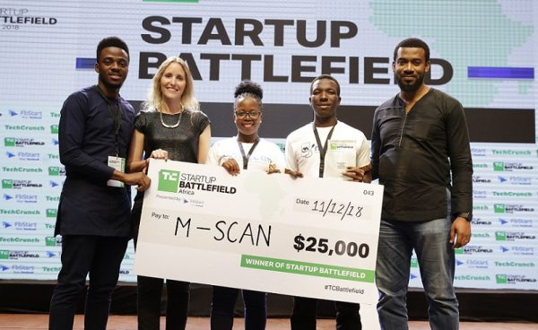 Ugandan wins overall $25000 Google prize