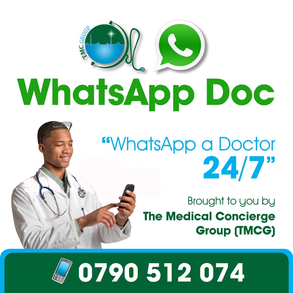 MHealth Apps: Say Hello to the WhatsApp Doctor